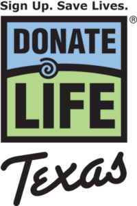Donate Life Texas Logo