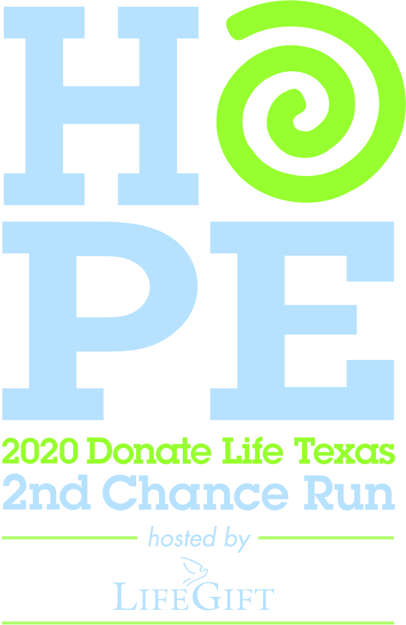 Hope | 2020 2nd Chance Run | Hosted by LifeGift